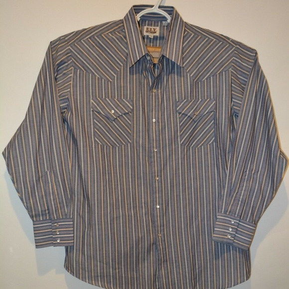 Ely Cattleman Other - ELY CATTLEMAN Western-Style Shirt Men's Size XL